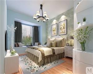 天际上城+精装3室+标准学区房+送品牌家具家电+户型好