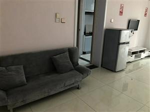 润城苑B区1室1厅1卫家具家电齐全,精装修