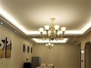 荣丰乐城国际90平2室2厅精装全配1700元/月