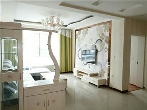 银杏嘉苑现浇房精装3套2带家具家电环境优美