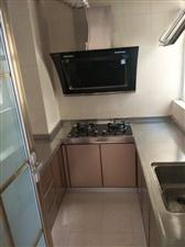 馨河郦舍拎包入住2室2厅1200元