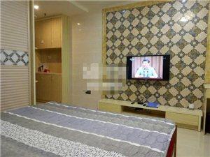 宝龙城市广场 精装1室 0厅 1卫1500元/月
