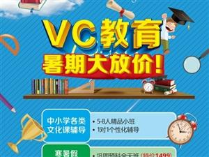 VC教育暑期大放价!!