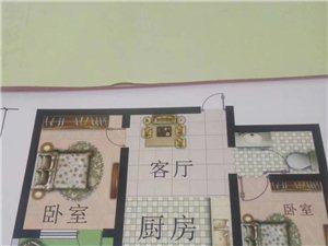 春佳地产69平电梯楼毛坯2室1厅1卫
