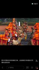 """印度人阅兵,竟然还有拿扫帚的""""兵"""""""