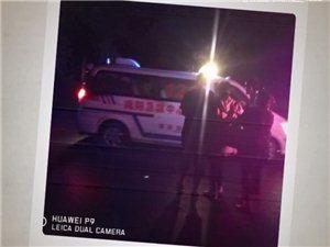 """昨晚彬县一临产孕妇被堵福银高速乾县段寸步难行,交警开通""""绿色通道""""!"""
