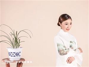 张家川惊现古典美女!