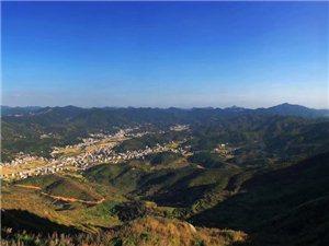 五华县棉洋天柱山风景区