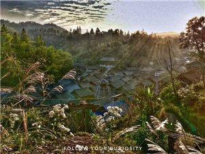 榕江一个美丽的地方!我爱我的家乡榕江!