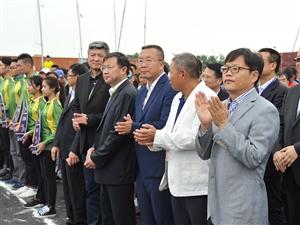九洲・翠湖香山杯2017年全国帆船帆板