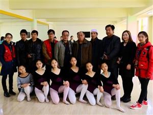 张家川在线聚焦青少年舞蹈教学观摩活动