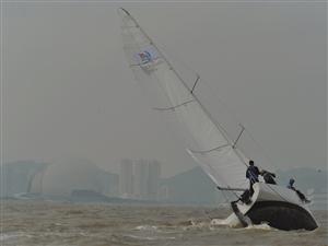 """""""九洲杯""""蓝色干线帆船赛22日中午开赛"""