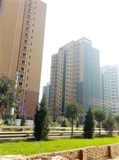 蓝田县客运站旁的大型高品质住宅社区,面积