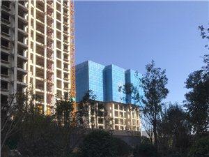正升阳光城最新工程进度和实景照片