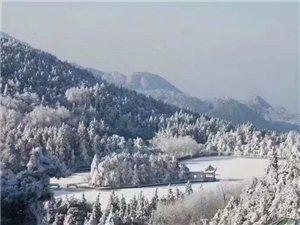 走北方看雪了
