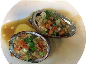 海鲜品种多味道鲜美潮汕海鲜粥正位于