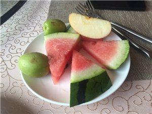 浙江的早餐,冬枣不错不错