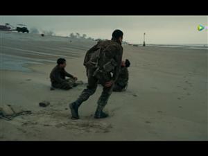 今夜电影《敦刻尔克》。讲述二战中被德军逼