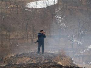 中国大关山摄影俱乐部、张家川在线第九场活动之上八社火