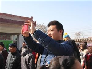 中国大关山摄影俱乐部、张家川在线第十场活动拍上九社火