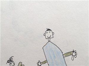 #漫画#小时候的好奇与勇敢终究还是丢了