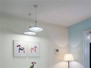 80�O现代简约风格家居装修设计,以蓝白为主色调,非常干净雅致!