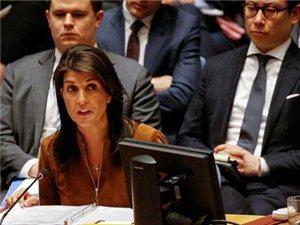 美国扬言:无论联合国允不允许都将对叙采取行动)