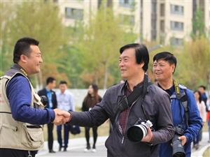 张家川在线应邀参加天水市麦积区第二届郁金香主题花卉展媒体开放日活动