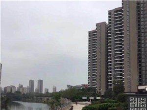 鸿星帝景湾江景现房现还有114-159平现房团购活动交3万总房价优惠5万城中心位置,望江美宅