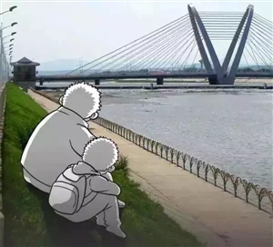这幅父子漫画,刷爆了朋友圈!