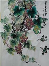 林海贵先生工笔画欣赏