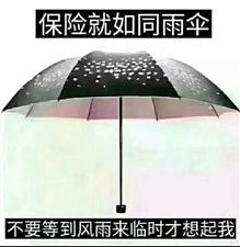 下雨天你带伞??了吗?