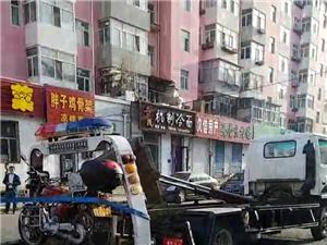 齐齐哈尔北关车祸,人被拉到医院去了