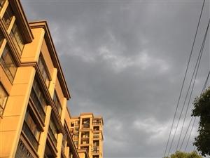 雨后天空一抹云