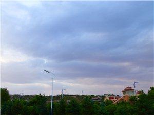 雨后――塞外小北京