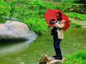 中国大关山摄影俱乐部第17期摄影活动采风关山烟雨