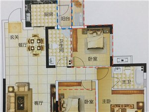朋友些听说仁寿北城时代开盘平均价格是7500是不是真的?