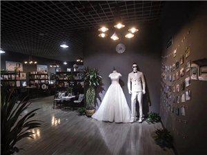给大家分享一个高大上的婚纱旅拍摄影店