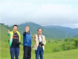 中国大关山摄影俱乐部第19次活动:走进秦家塬草原