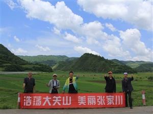中国大关山摄影俱乐部第20次活动,走进关山小麦积