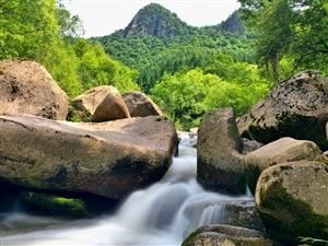关山小麦积仙女峰,一个奇秀的清凉之地