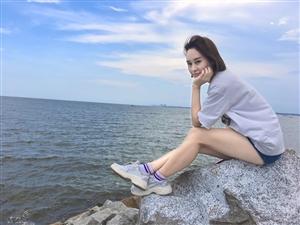 大海与美女