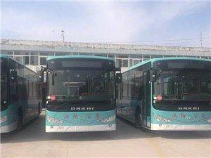 好消息!近期,涡阳这些乡镇将开通公交!