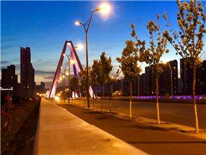 大同市北环桥―手机随拍