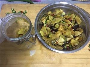 自制下酒小菜――酱萝卜了解一下
