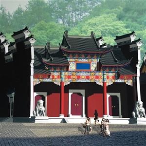 江西恩茁建筑工程有限公司(山水古建)
