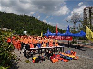 防范于未然―珠海市开展防汛防风综合演练