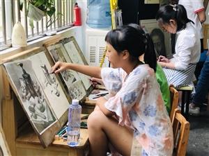 博圆艺术文化培训学校-素描班