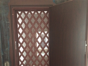 宿州防盗门加装通风窗