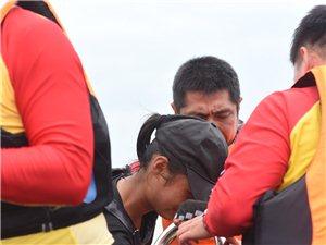 省各市水救�志愿者、珠海市�t十字志愿者�槭∵\��提供安全保障服��
